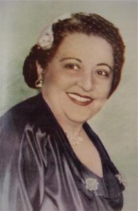María Martinez de Trujillo ( La Españolita)